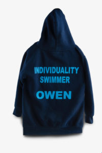 Individuality Swimmer Hoodies
