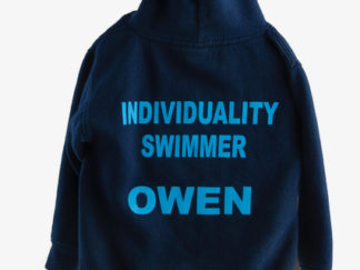 Individuality Hoodies