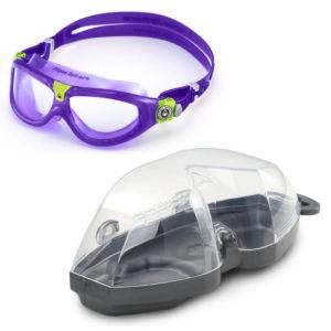 Purple Seal Kids Goggles Bournemouth