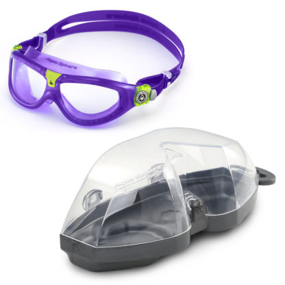 Purple Seal Kids Goggles Bournemouth